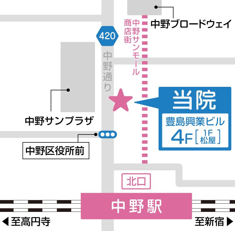 メンタル クリニック 駅前 新宿